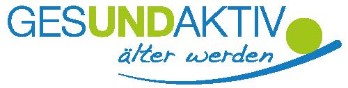 Gesund und aktiv älter werden - Logo