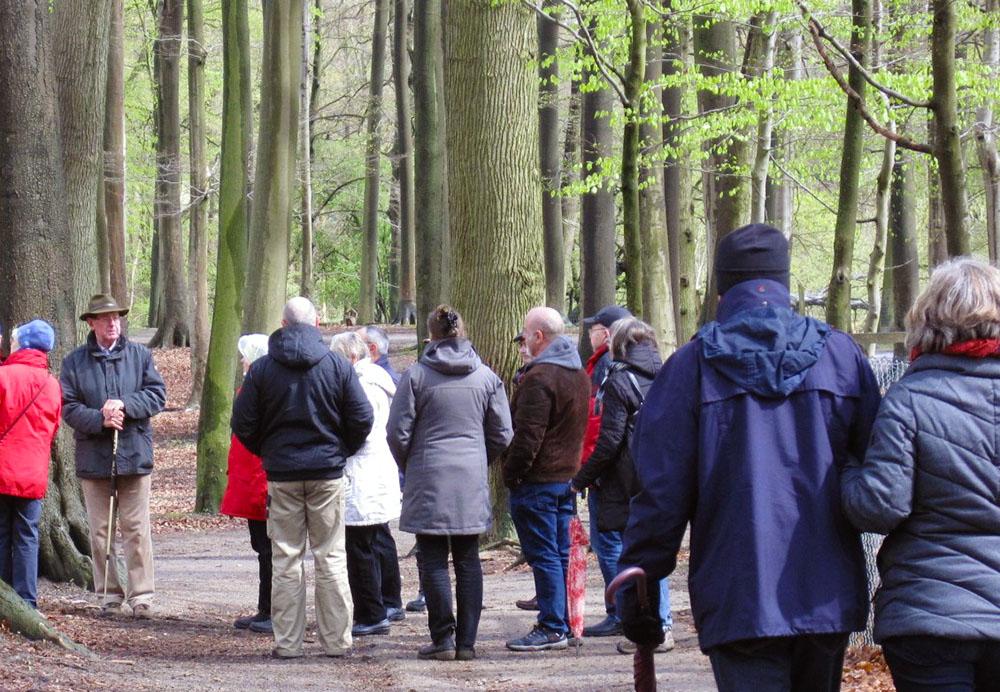 Wandern und Natur erleben - für Menschen mit und ohne Demenz